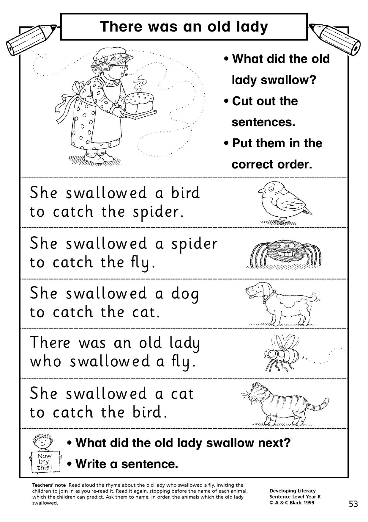 Reading Comprehension Teaching Resources For Fs Ks1 And Ks2