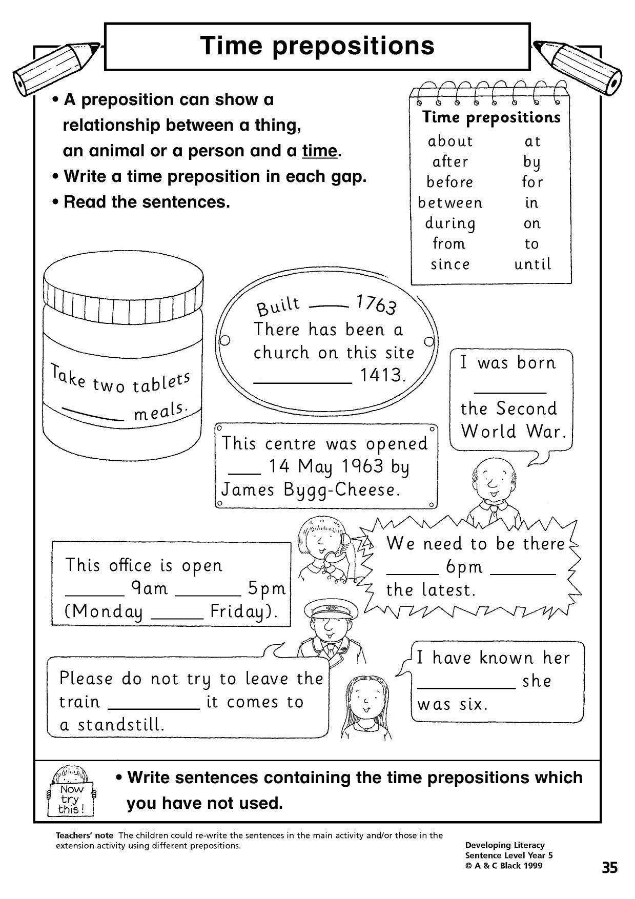 Using Commas Worksheet Ks1