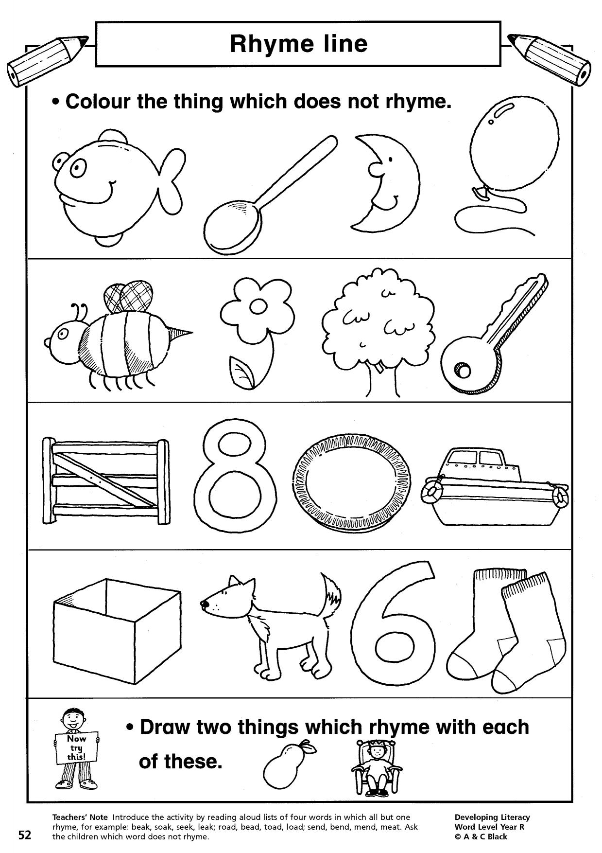 Ish Worksheet