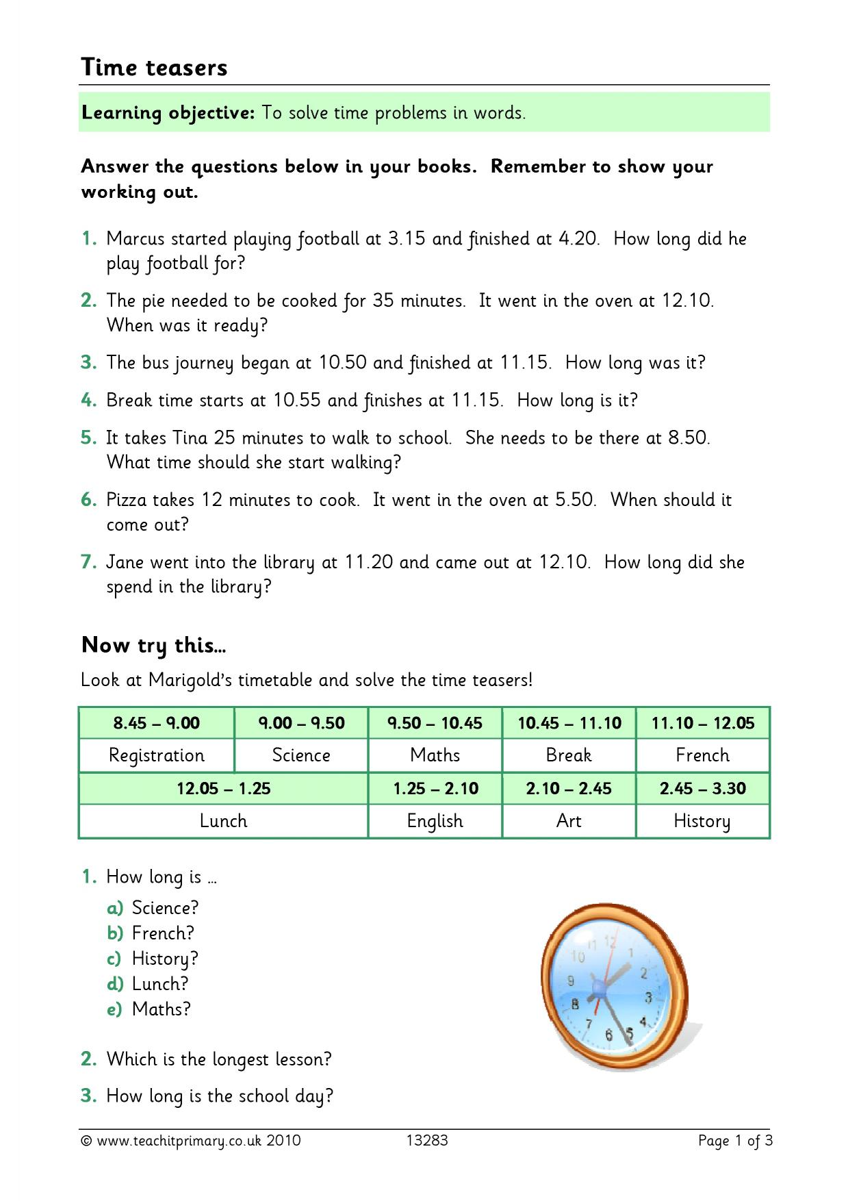 Connectives Worksheet Year 2