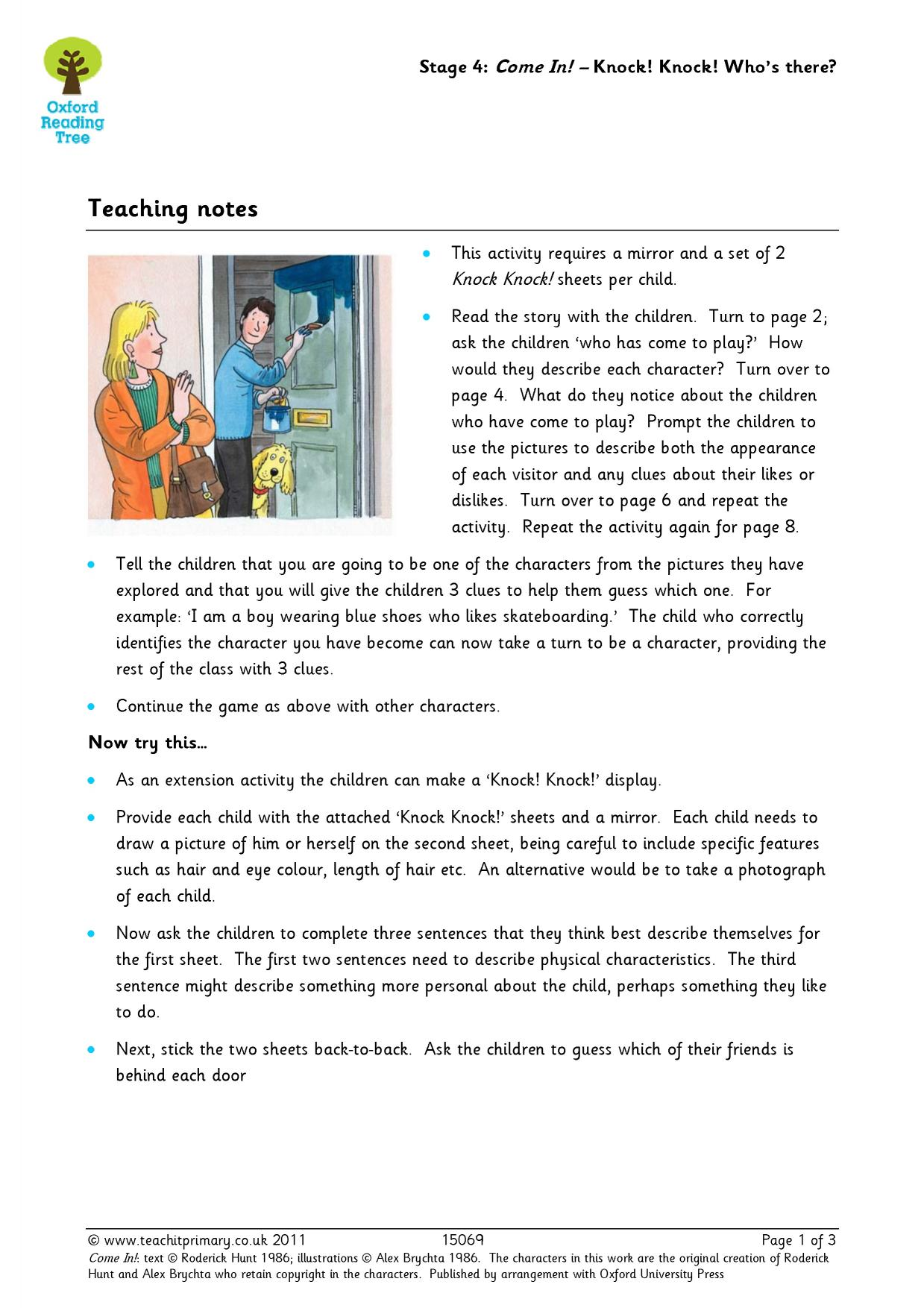 Teachit Primary