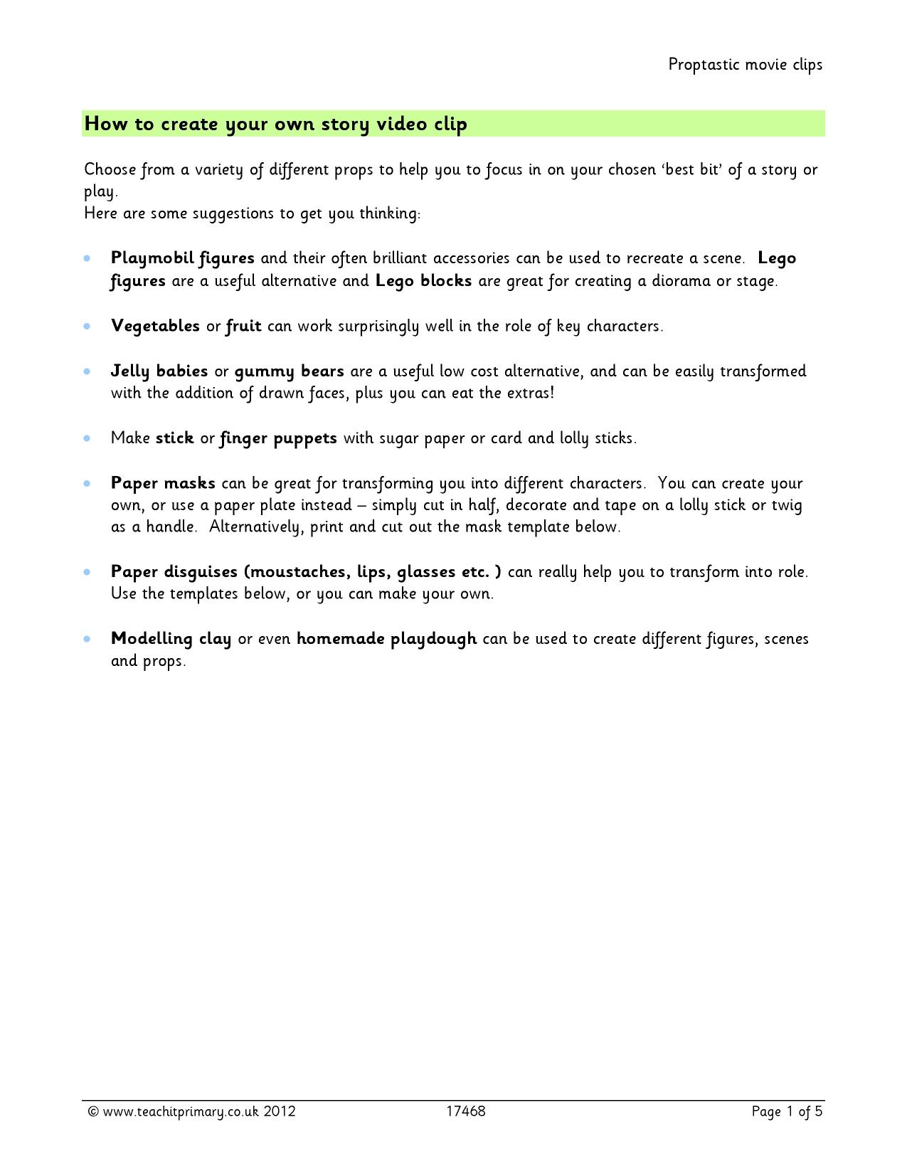 How To Write A Great Definition Essay