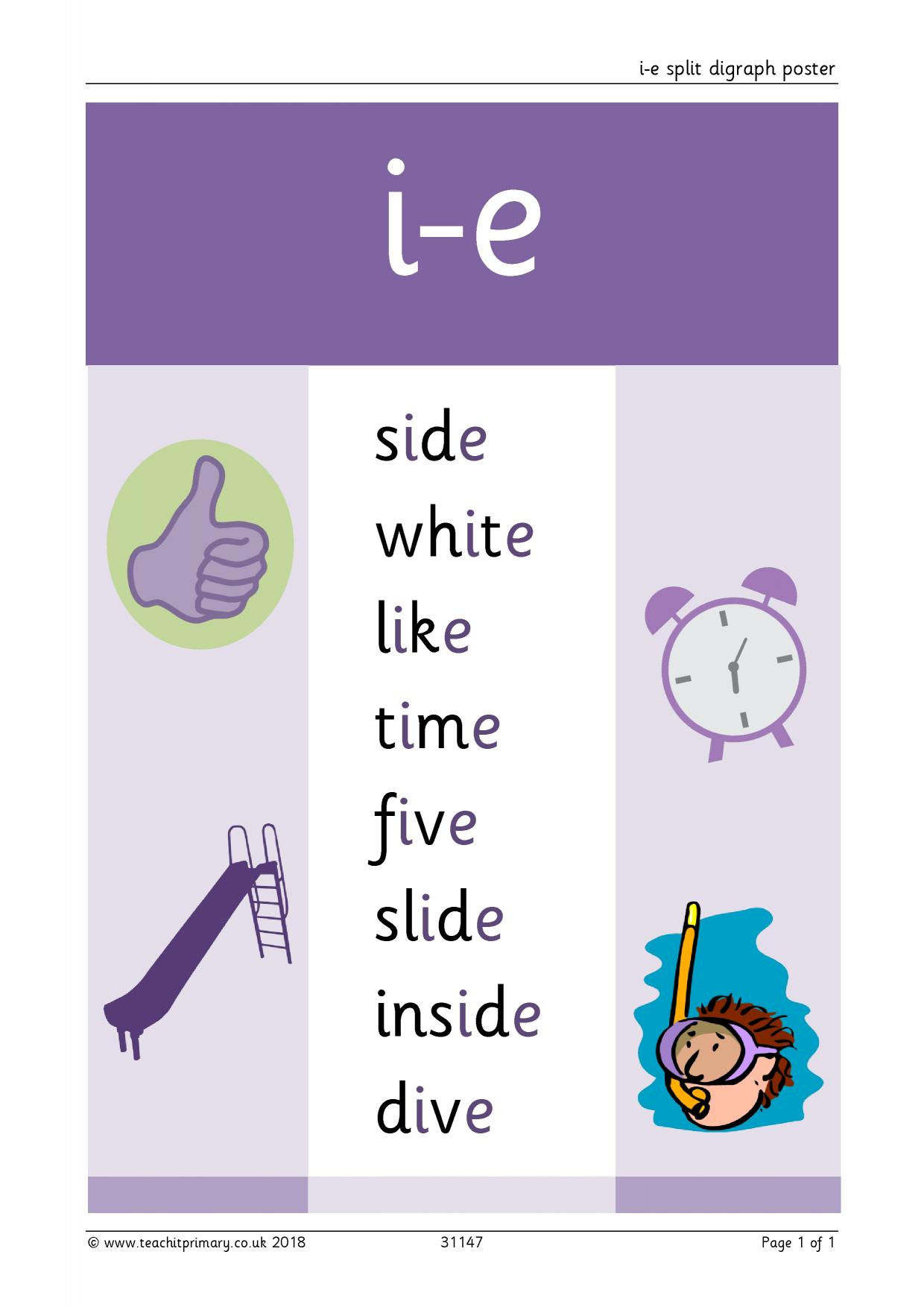 I E Split Digraph Poster
