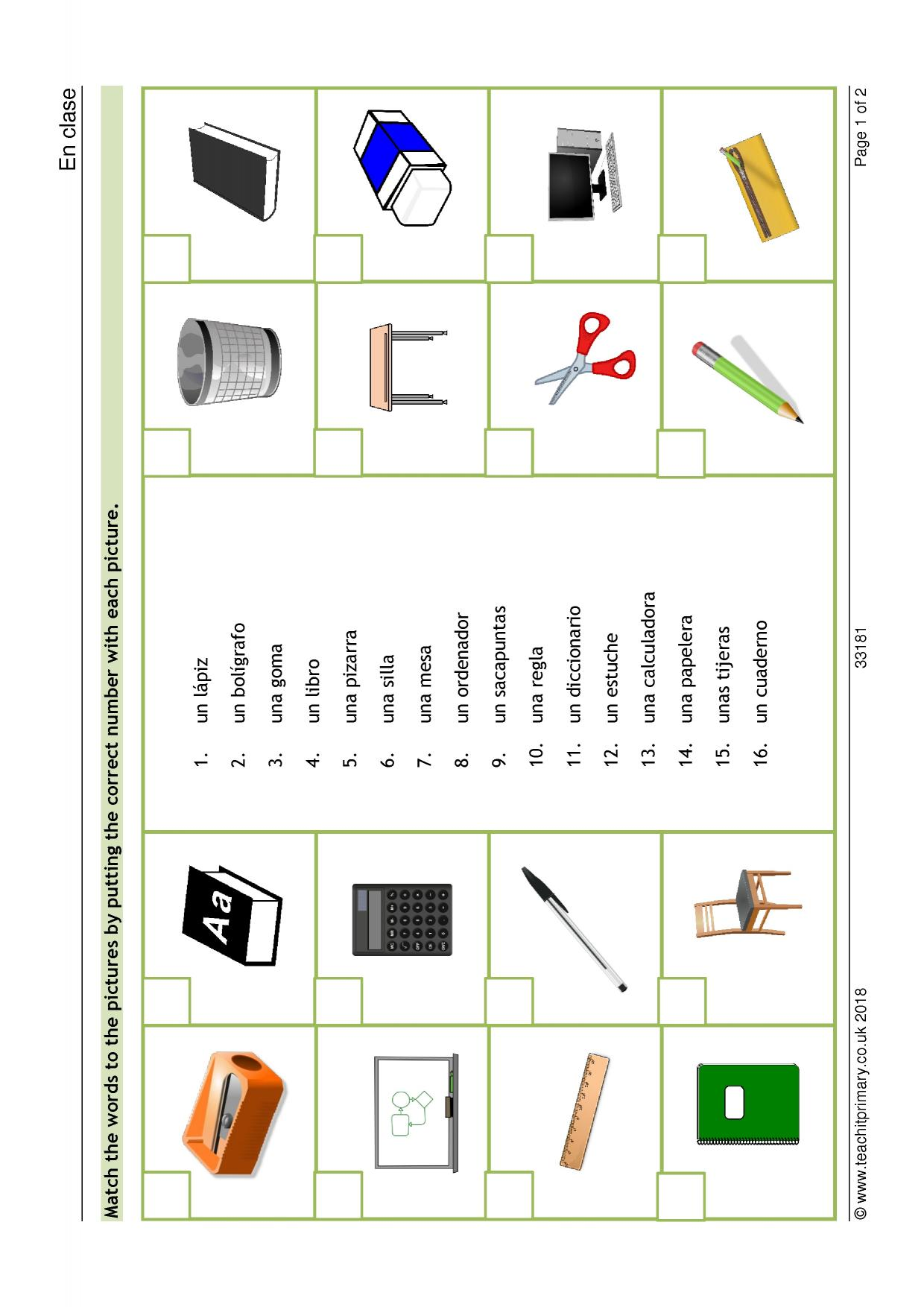 Quadrilaterals Worksheet Primary Resources