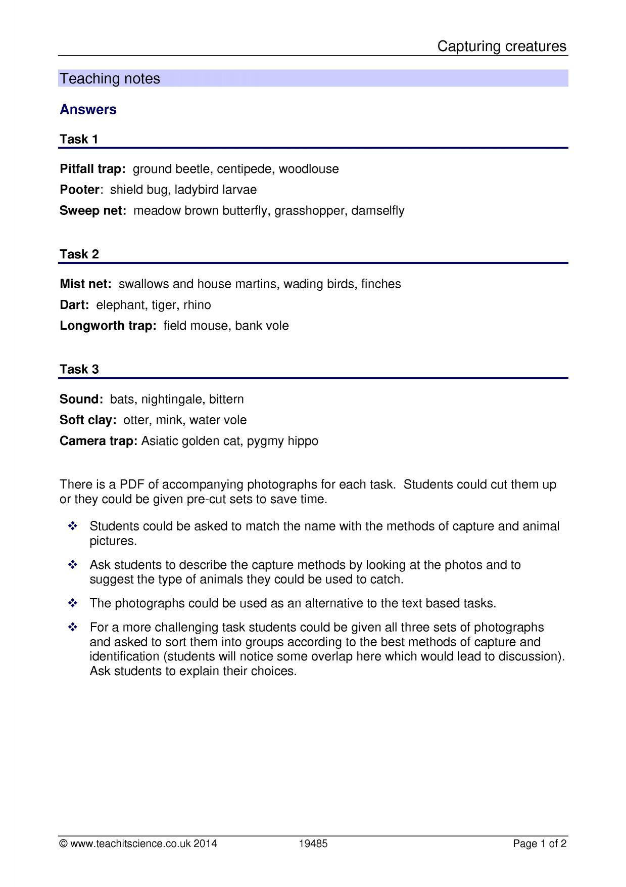 Worksheet About Magnetic Energy