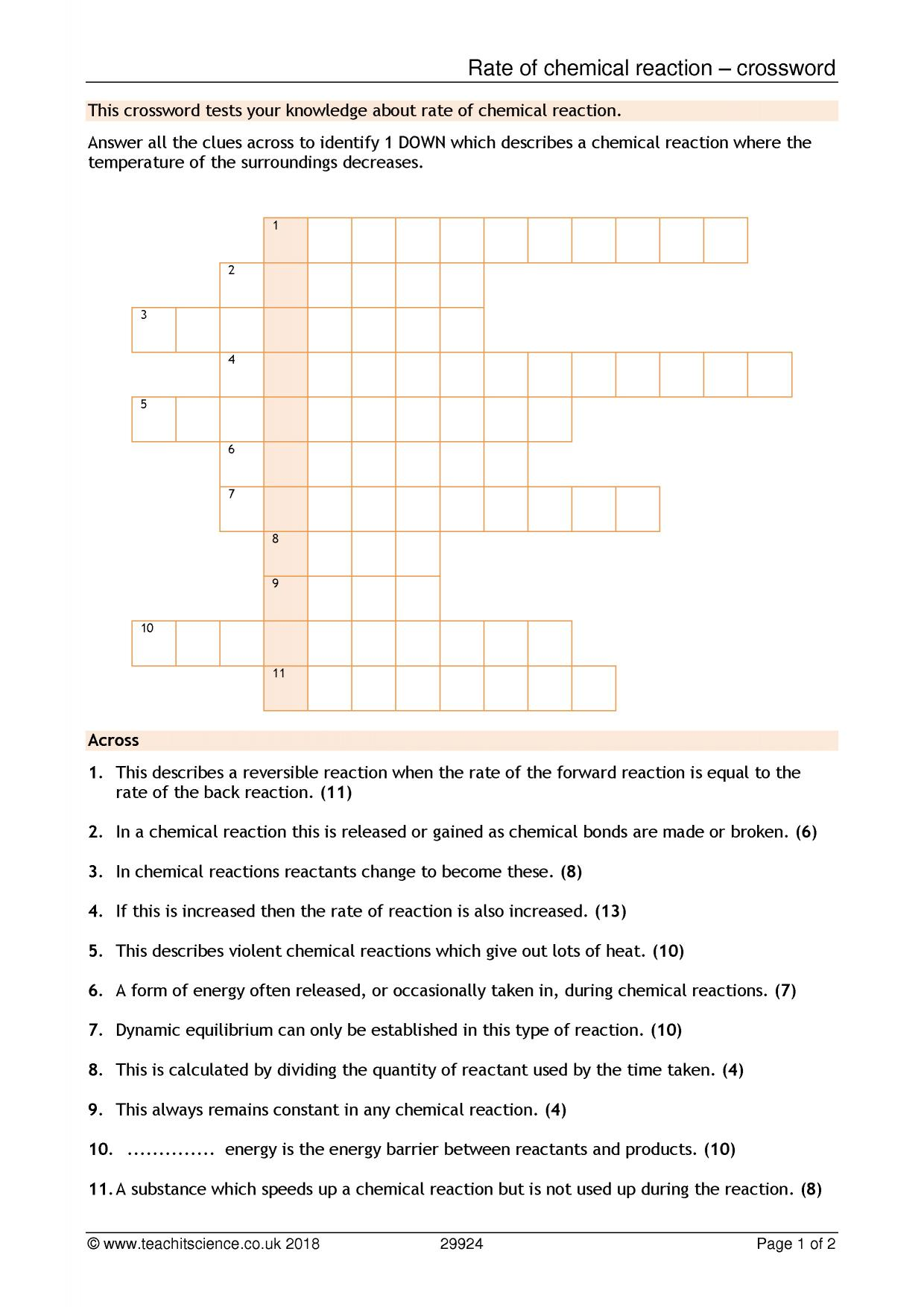 Chemfiesta Balancing Equations Practice Worksheet