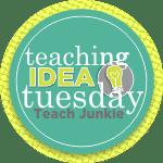 Teach Junkie Creative Ideas