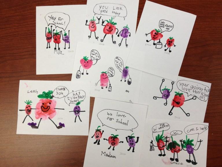 Berry People Cartoons