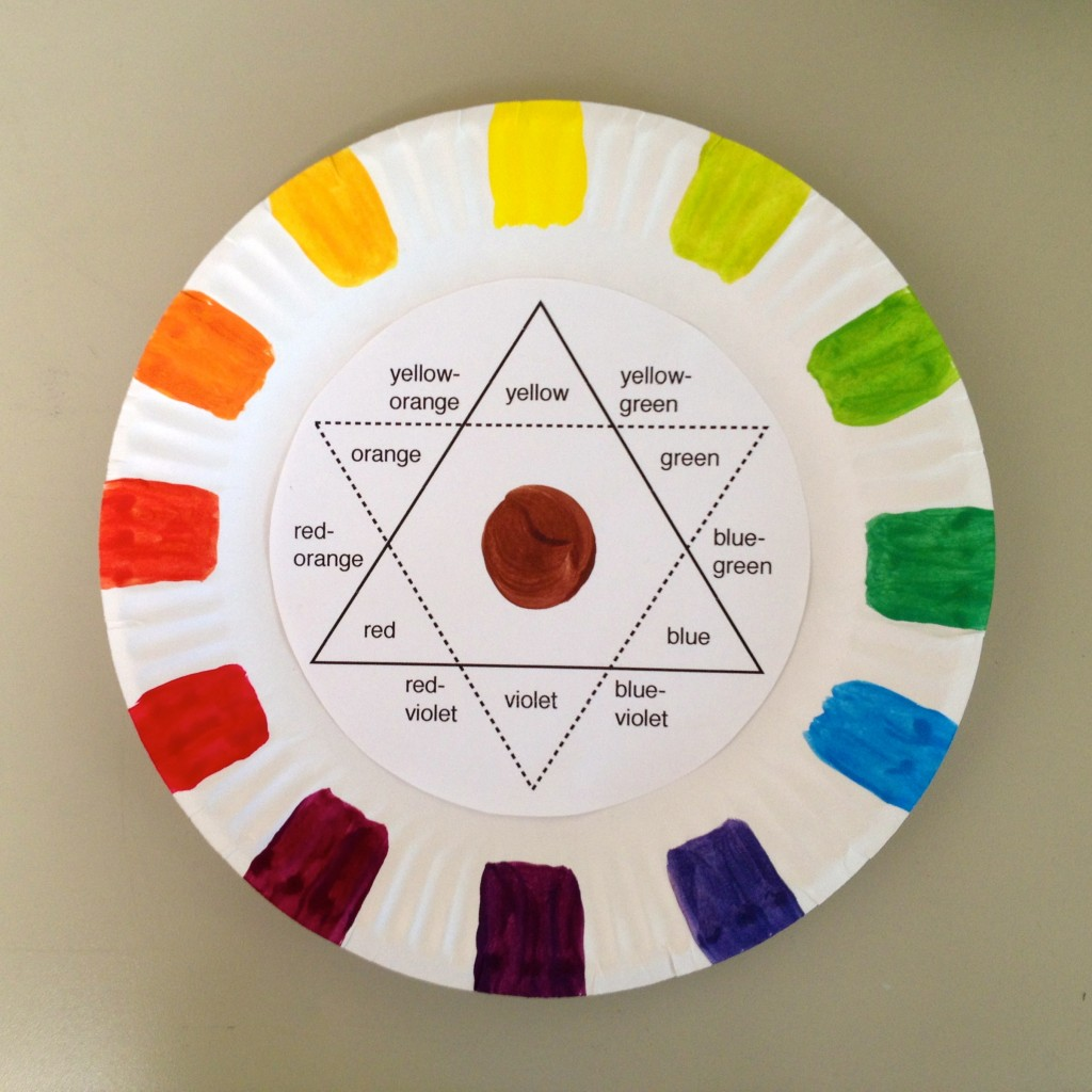 Create Your Own Color Wheel Teachkidsart