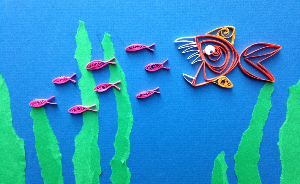 Quilled fish
