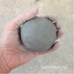Ceramic Pot of Gold step 1