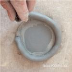 Ceramic Pot of Gold step 6