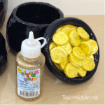 Ceramic Pot of Gold step 15
