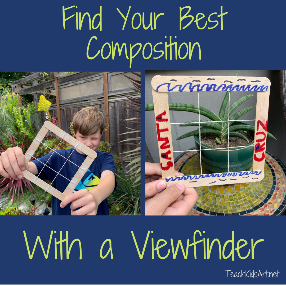 Find Your Best Composition With a Viewfinder
