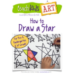 photo of the cover of How to Draw a Star on Teachers Pay Teachers