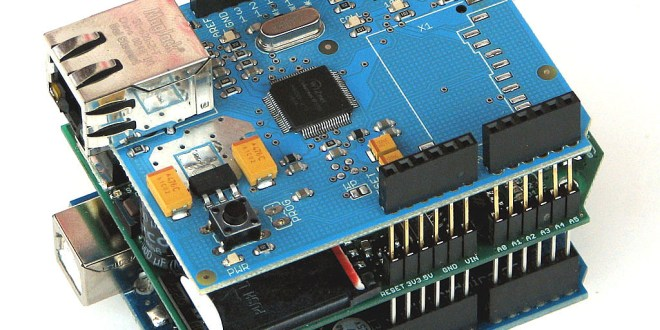 microcontroller serial communication