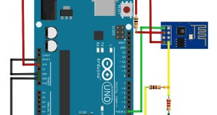 Arduino WiFi with ESP8266