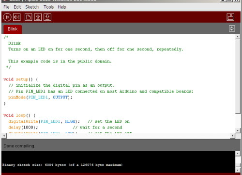arduino like ide for pic - mpide
