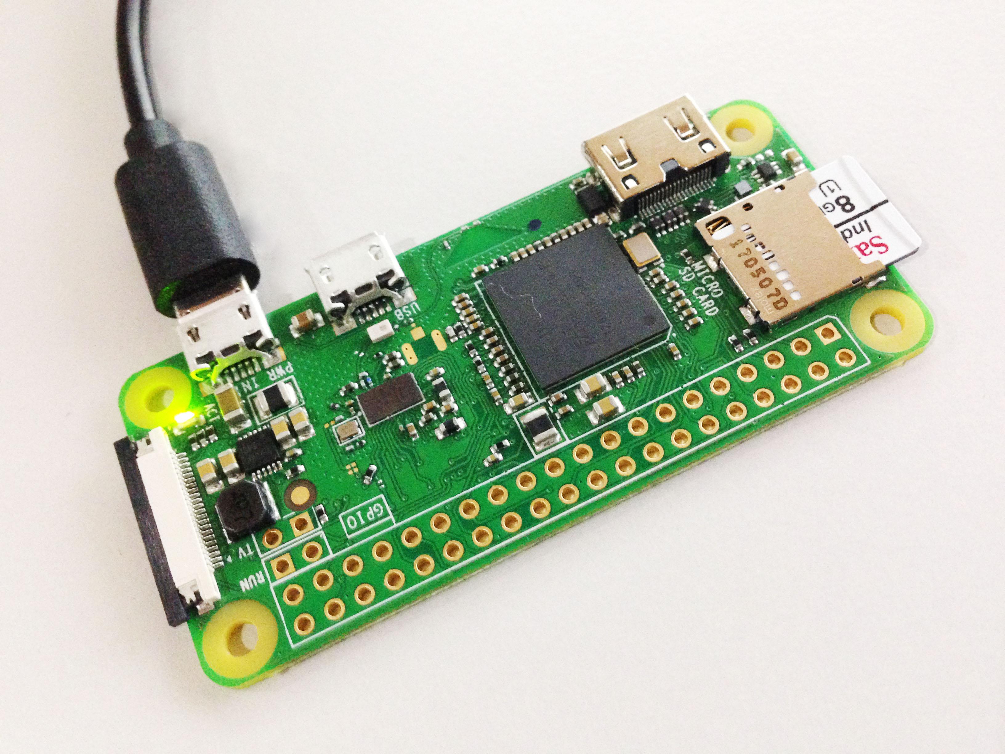 Setting Up A Raspberry Pi Zero Web Server Teach Me Microcontrollers Orange 512