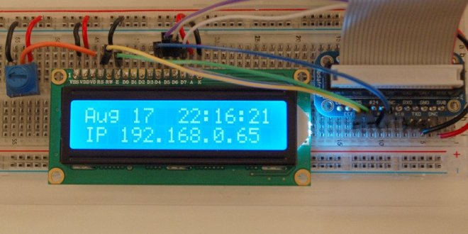 use lcd without potentiometer