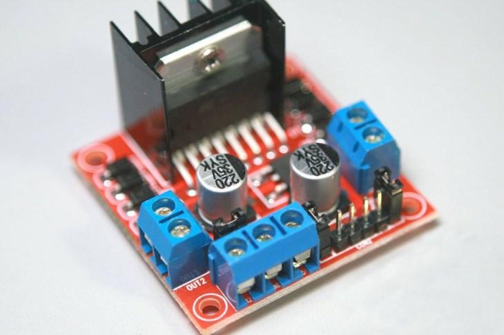 L298N Motor Controller Tutorial