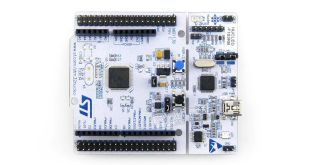 Blink a LED with STM32 Nucleo