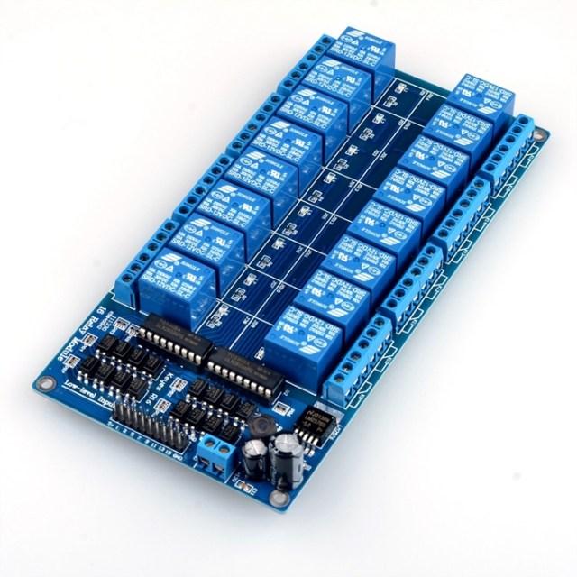 16 Relay Arduino Relay module
