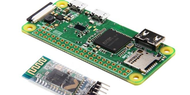 Raspberry Pi Zero Bluetooth