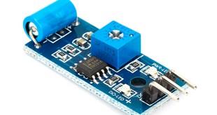 SW-420 Vibration Sensor breakout board