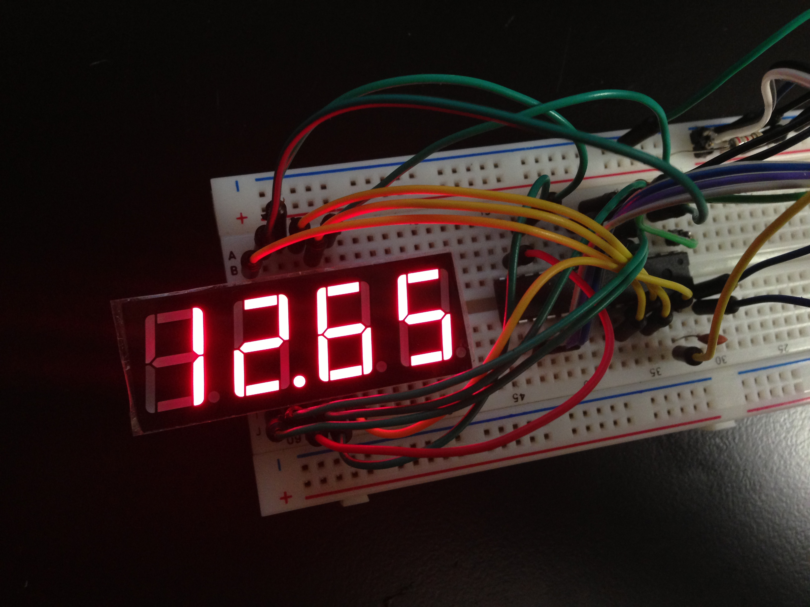 Adjustable Timer With Relay Teach Me Microcontrollers Watchdog Circuit