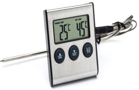 bbq temp for arduino temperature sensor project