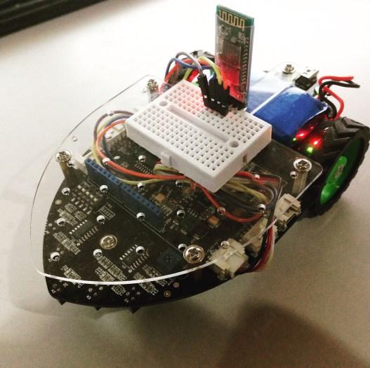 Bluetooth RC Car