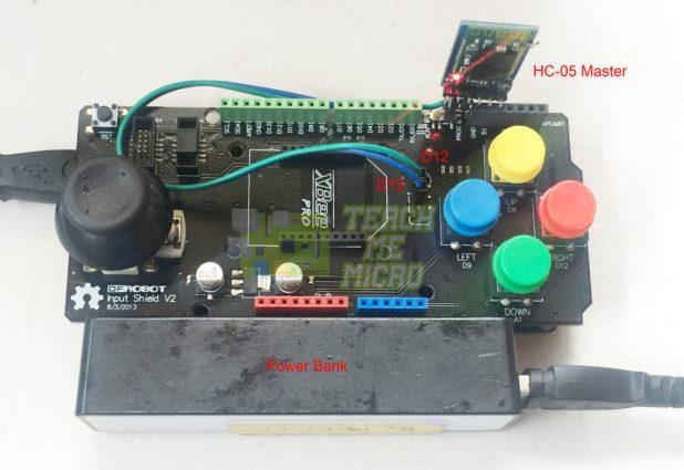 Setup for Bluetooth Controller