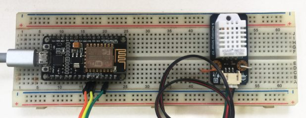 NodeMCU Weather Device