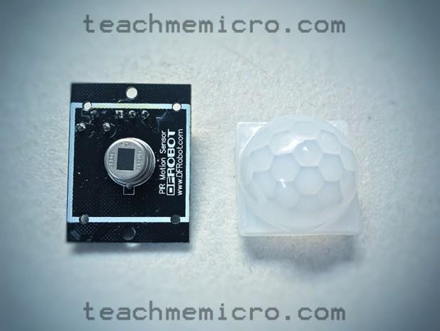 NodeMCU PIR Sensor without dome