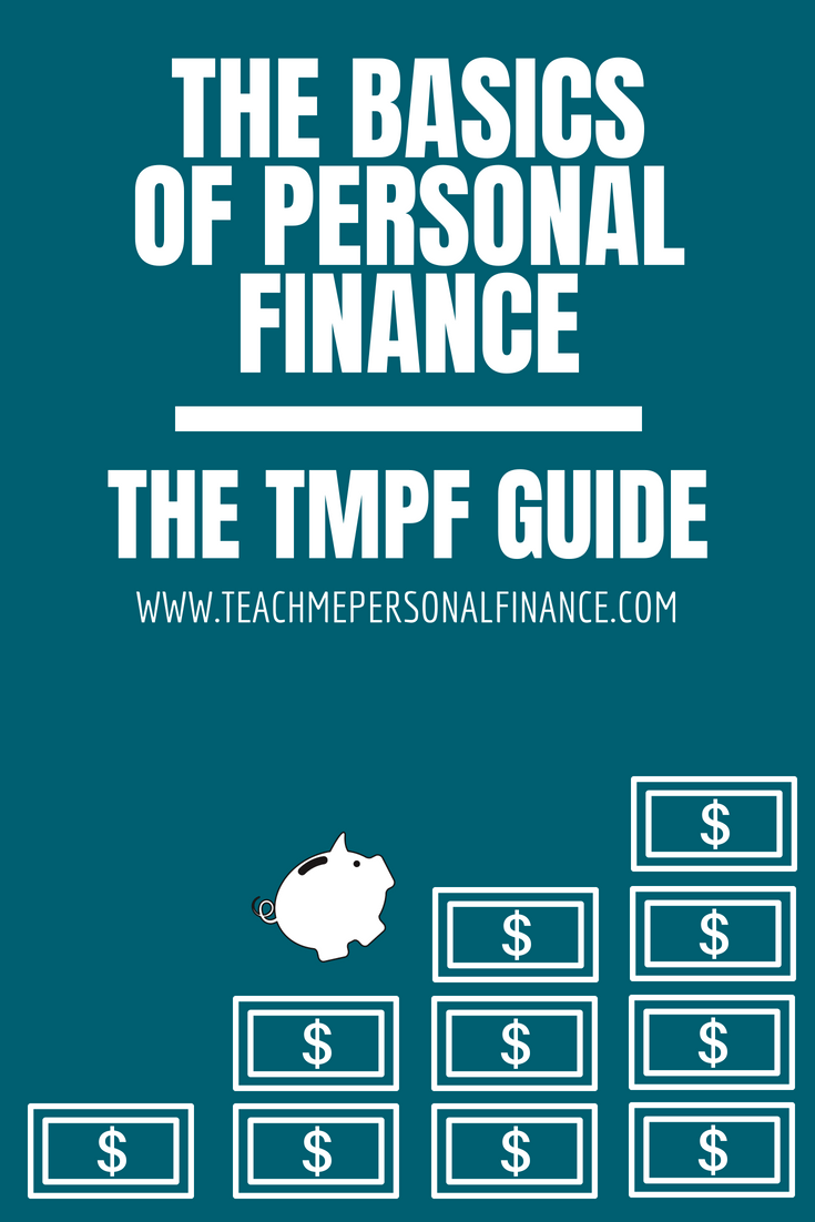 Personal finance doesn't have to be intimidating, though sometimes we make it that way. This guide is designed to help you learn the basics of personal finance that you can start using today! #debtfree #personalfinance #financialfreedom #budgeting #investing #retirement Pin to your board for later!