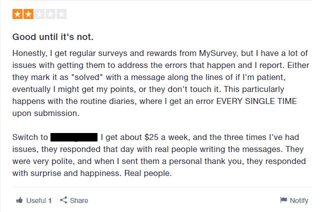 mysurvey review