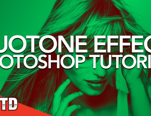 Duotone Effect Photoshop Tutorial