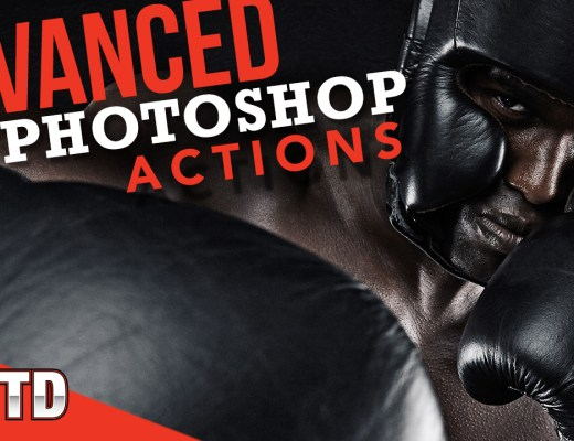 Advanced Photoshop Actions