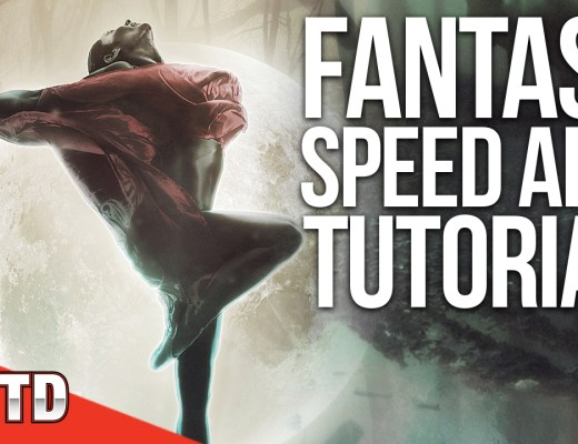 Fantasy Speed Art Tutorial