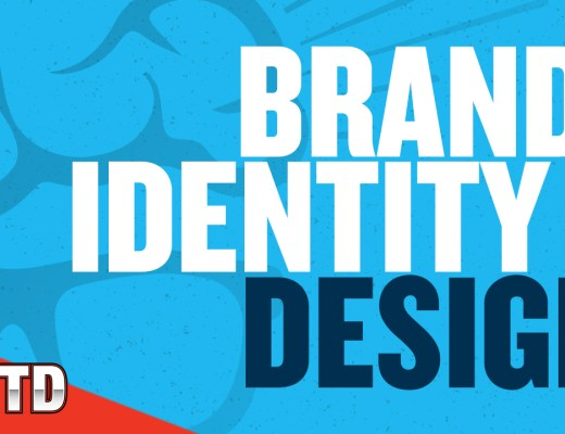 Learn some of the differences between a logo and a brand identity