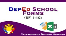DepEd School Forms SF 1-10