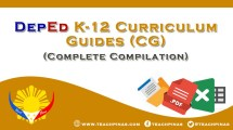 K-12 Curriculum Guides