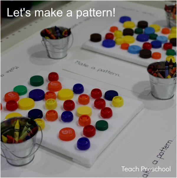 Let's make a pattern!