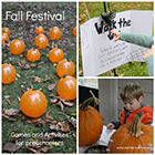 Fall festival games and activities for preschoolers