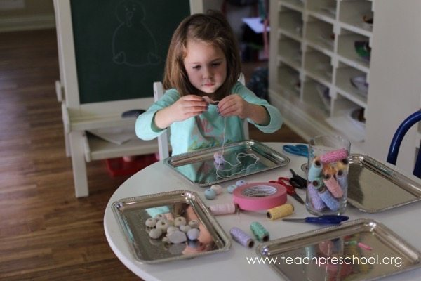 Here's the scoop on crafts versus art in preschool