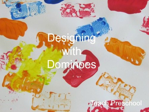 Designing with dominoes