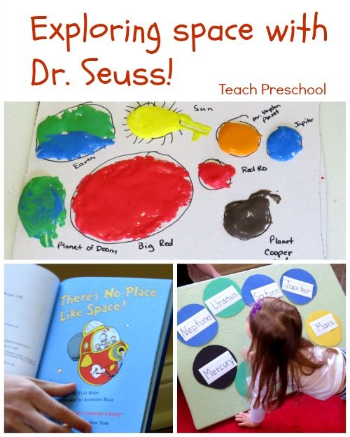 Exploring space with Dr. Seuss
