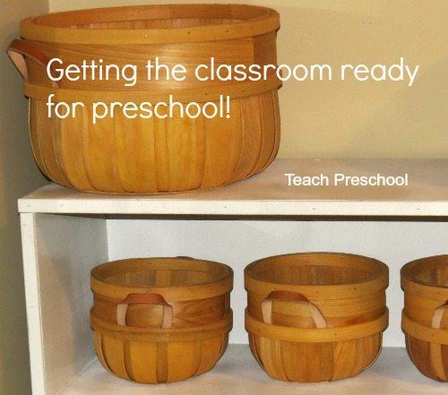 Classroom set-up