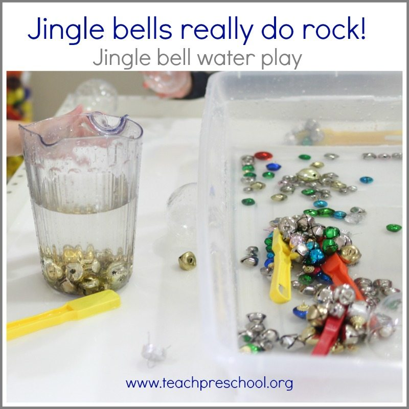 Jingle bells really do rock!